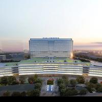 怀远县人民医院新院区