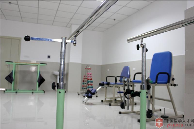 医院科室设计流程简洁,看病方便快捷.